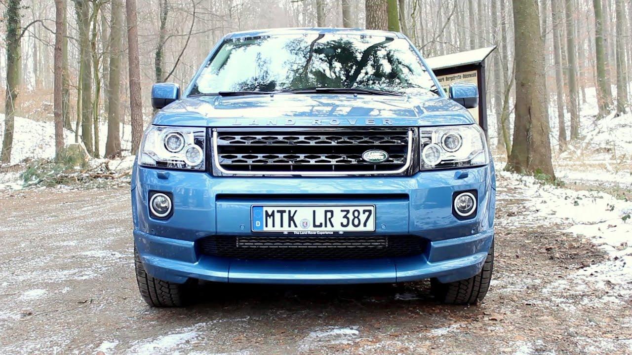 2013 Land Rover Freelander 2 LR2 Test Drive & Review