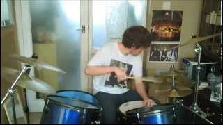 NOW OR NEVER - KENDRICK LAMAR FEAT. MARY J. BLIGE Drum Cover