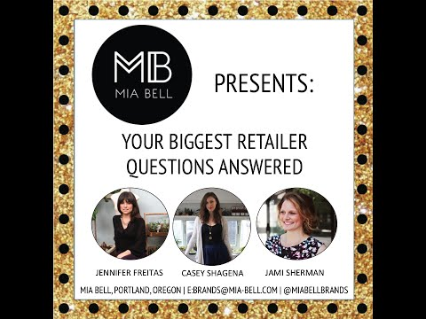 Your BIGGEST Retailer Questions Answered! Natural Beauty & Eco Lifestyle Brands
