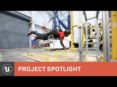 Una estación espacial de realidad combinada para el entrenamiento de astronautas