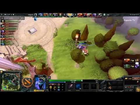 OG vs Liquid Game 3   The Manila Major 2016 Grand Final  Dota 2