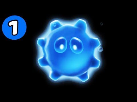 ЛИЗУН ГЛАЗАСТИК в подводном мире ЧАСТЬ#1 игра Goo Saga на канале Мистер Игрушкин