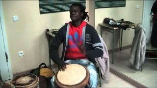 Ablaye Seck Djembekan - Clases de Percusión africana en Mallorca- Djembe, Dum y sabar
