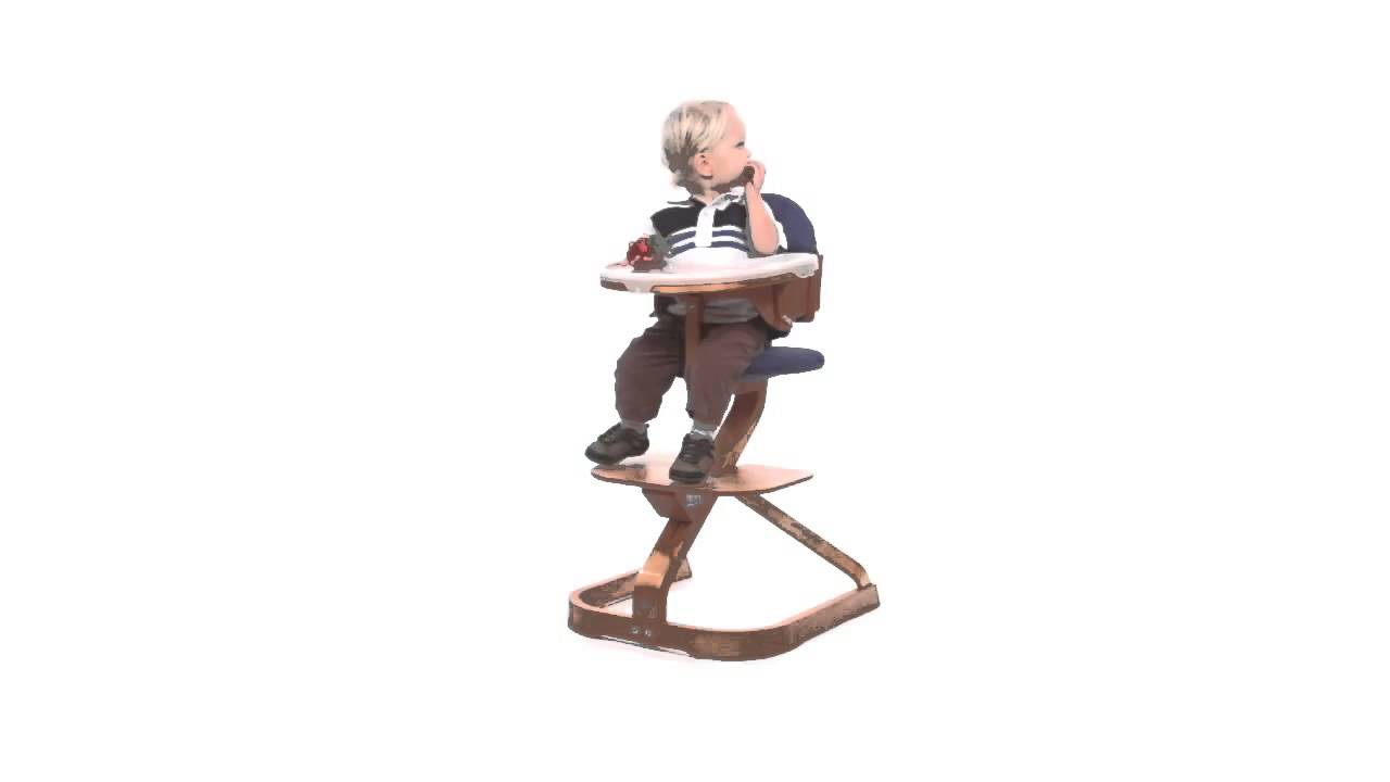 Elegant Svan Signet Complete High Chair Grows With Your Baby