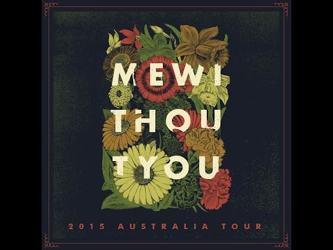 A word from mewithoutYou to Australian Fans
