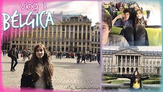 VLOGS BÉLGICA (Día 1 y 2) : Llegada, Grand Place, Manneken Pis, Cincuentenario...
