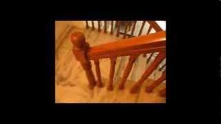 Indian Wooden Balustrade Design