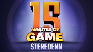15 Minutes of Game - Steredenn