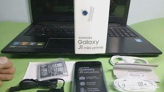 unboxing j1 mini prime and review/ارخص هاتف من سامسونج j1 mini prime مراجعة هاتف سامسونج