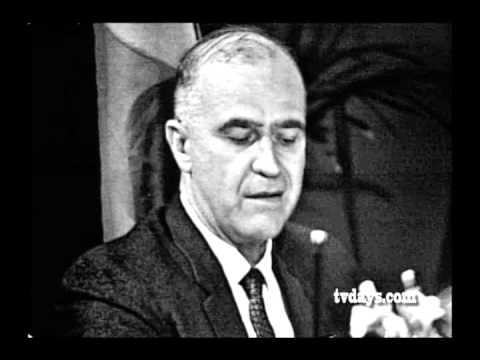 DR. ALBERT SCHWEITZER SYMPOSIUM PART 2 1958 hosted by DR. ALBERT BURKE