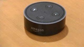 Amazon Alexa a witness to a double murder?