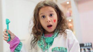 Valentina  finge ser doutora