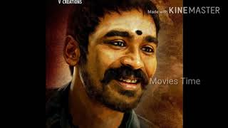 Asuran official first look| Dhanush|vetrimaran|v creations kalaipuli Dhanu|Movies Time