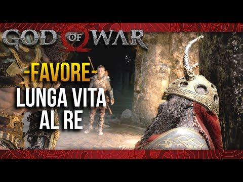 God of War (ITA)- Favore: Lunga Vita al Re (Brock e Sindri)
