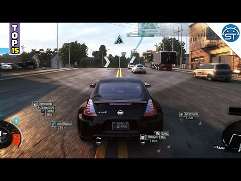 Top 15 Best Android Racing Games, No Internet Cars with Super Graphics