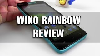 WIKO Rainbow Review - GSMDome.com