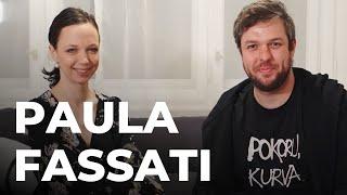 DEEP TALKS 44: Paula Fassati, PhD. - Odbornice na výchovu a vztahy, zakladatel projektu Lepší rodina