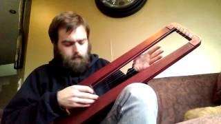 Hearpe Lyre Anglo Saxon / Germanic by Silver Spoon Music