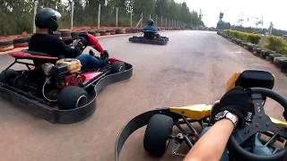 go kart @ Red Riders Sports