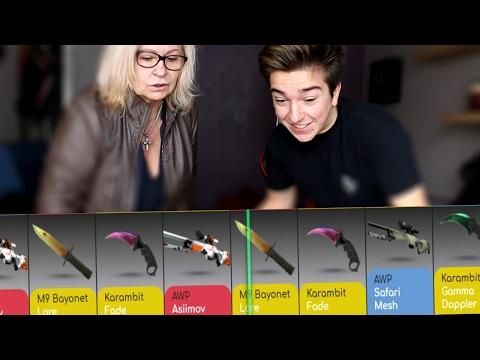 BEST KNIFE CASE EVER 2.0!! (Drakemoon CS:GO Case Opening)