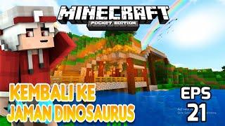 KEMBALI JADI MANUSIA PURBA!! AQUAVIVAL #21||Minecraft Survival Indonesia