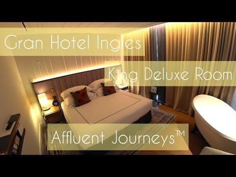 Gran Hotel Ingles Madrid King Deluxe Room