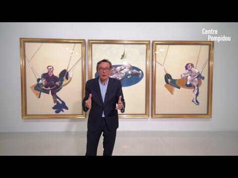 Visite exclusive de l'exposition Bacon   Centre Pompidou