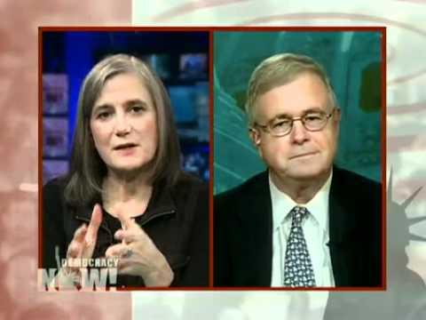 Thomas Tamm, DOJ Whistleblower Who Exposed Bush's Domestic Spying Speaks Out, Govt Drops Case 2 of 2