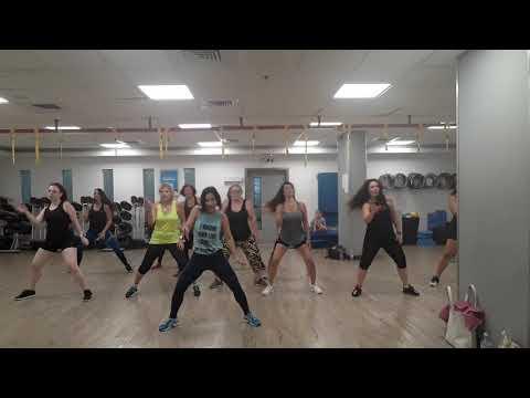 -Ravit Cohen- Dance it Out- Comme ci Comme ca-Stephane Legar