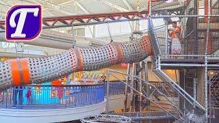 Детская Площадка в Музее Открытий Балтимор Макс Веселится Играет Влог Для Детей Fun For Kids Play