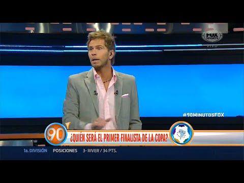 90 Minutos | Previo Guarani - River | Copa Libertadores