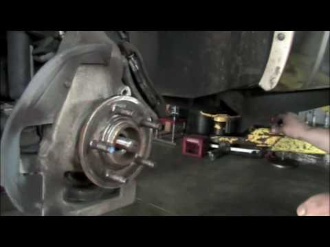 Gmc Canyon Vs Colorado - Front wheel bearing