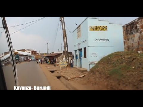 KAYANZA (on the Bus Volcano | 23 Aug 2014) - Visit Burundi