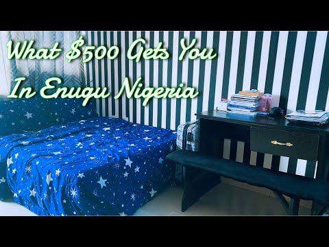 A Nigerian Student College Room Tour (Cost of Living In Enugu Nigeria)