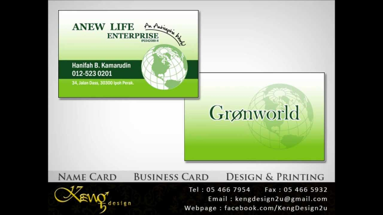 Johor business card and name card design and johor business card and name card design and printing service reheart Choice Image