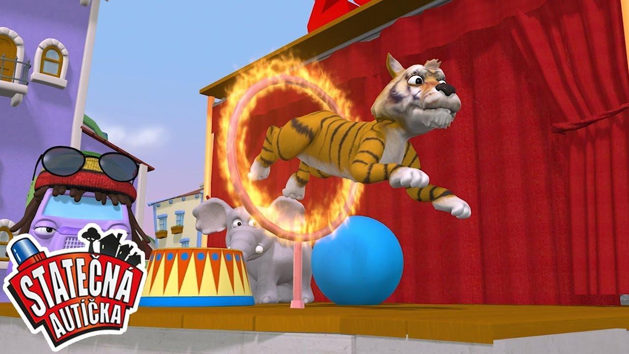 Klaudinka a cirkus | Kreslené pro Děti | Animované pro Děti