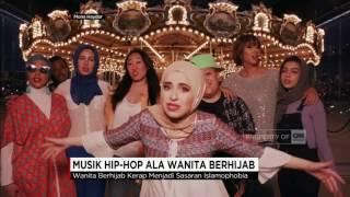 Musik Hip-Hop Ala Wanita Berhijab