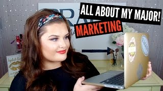 All About My College Major!   Business Marketing thumbnail