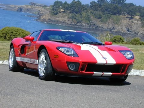 2005 Ford GT Video Road Test Review
