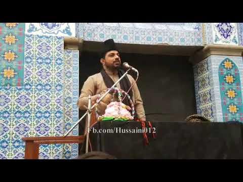 Asif Raza alvi | Majlis in Dera Ismail Khan | 20 shawal 2018 | Topic: Imam Jaffer Sadiq a.s