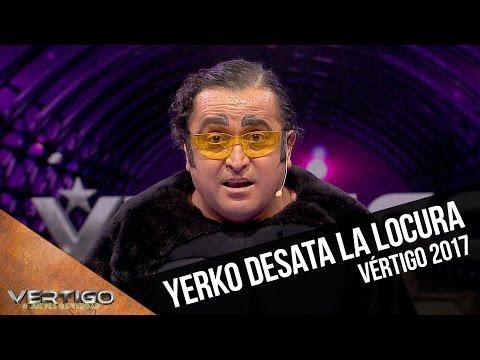 Yerko desata la locura al estilo Monga | Vértigo 2017