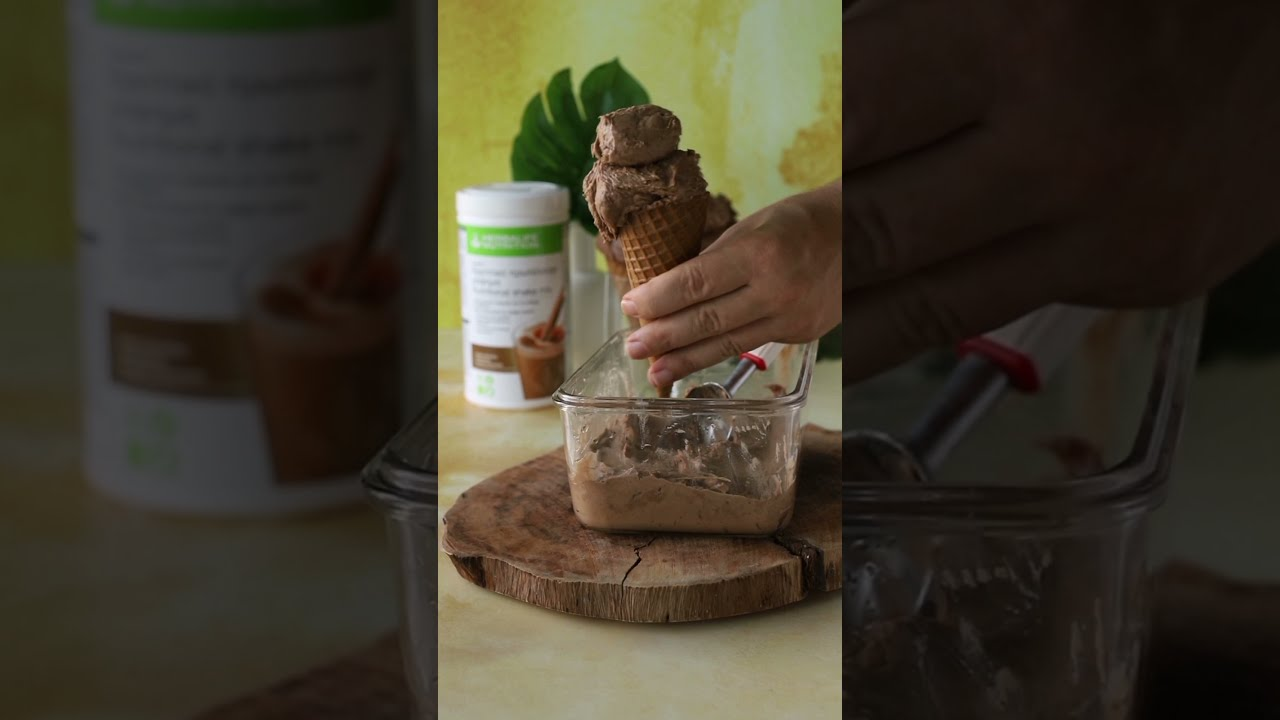 Υγιεινό Παγωτό Σοκολάτας - Γαβριήλ Νικολαΐδης