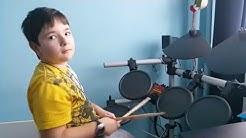 Darth Drummer Lessons 1 / Уроци по Барабани София