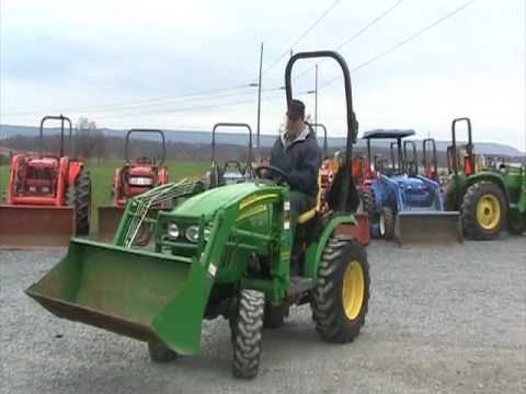 john deere 2320 tractor 124 hours youtube. Black Bedroom Furniture Sets. Home Design Ideas