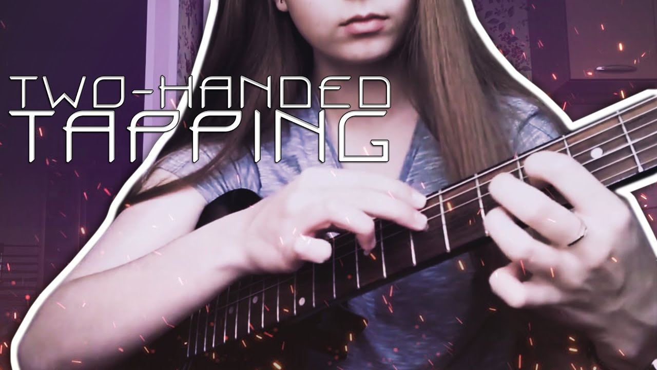 FREE TAB DOWNLOAD: Two-Handed Tapping Riff