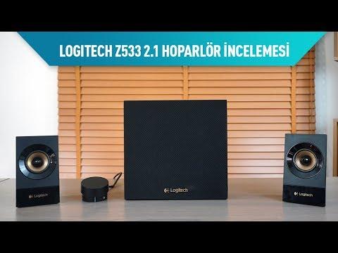 Logitech Z533 2.1 Ses Sistemi İncelemesi