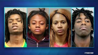 Facebook Live Torture Suspects Charged With Hate Crime | The View