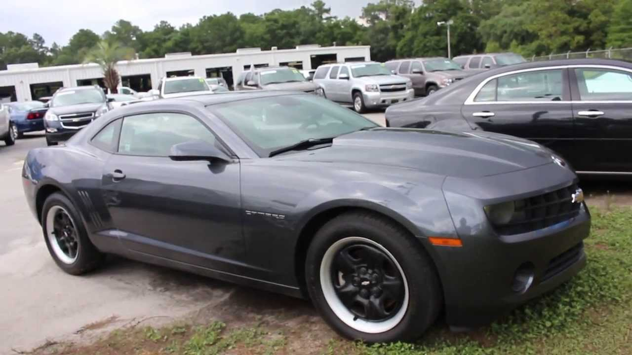 2010 chevy camaro v6 for sale review marchant chevrolet ravenel sc youtube. Black Bedroom Furniture Sets. Home Design Ideas