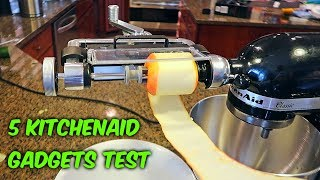 5 KitchenAid Gadgets put the Test 2