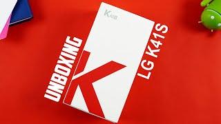 NUEVO LG K41S Unboxing y Primeras impresiones | Tecnocat